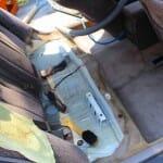車内の消臭 タバコ臭 車内クリーニング