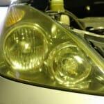 ヘッドライト磨き 黄ばみ取り|イプサム