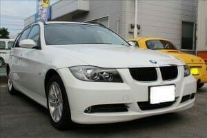 ポリマーコーティング BMW