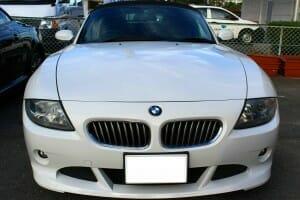 クリスタルキーパー BMW Z4