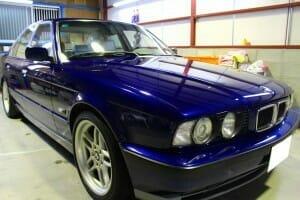 BMW クリスタルキーパー 軽研磨