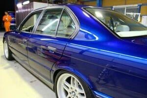 クリスタルキーパー 軽研磨 BMW