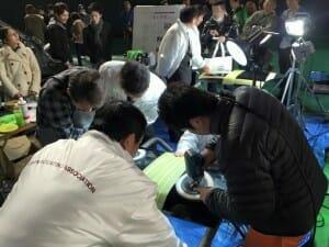 研磨道場 日本コーティング協会