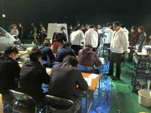 研磨道場 日本コーティング協会 3級試験
