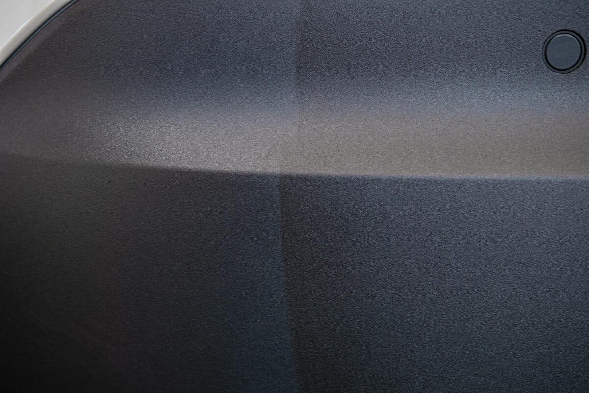 トヨタCHR 令和1年式の樹脂パーツコーティング施工事例
